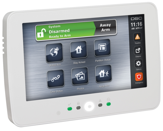 Intrusion Alarms and Monitoring